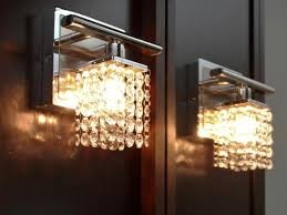 beautiful crystal bathroom sconces photos rummel us rummel us