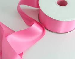 craft ribbon wholesale wide pink ribbon etsy