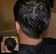 short hairstyle back view images short layered haircuts rear view mens short hairstyles back view