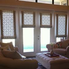 patio doors window treatment for patio doors custom ideas french