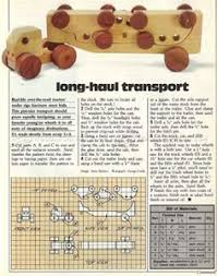 free wood toy cars and trucks plans yahoo image search results