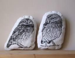 Hand Painted Animal Pillows From Mosmea By Francesca Mosmea Form