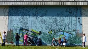 mural artist designer kim hunter indigo muralist vancouver bc