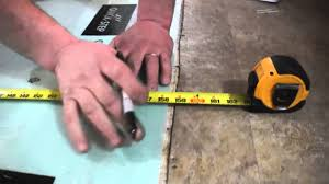Measuring For Laminate Flooring Laminate Installation How To Layout A Laminate Floor Youtube