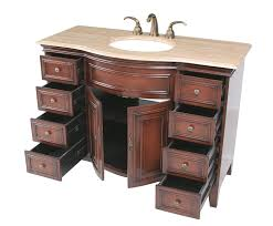 stufurhome gm 5115 48 tr 48 inch yorktown single vanity in dark