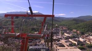 Chair Lift In Gatlinburg Gatlinburg Sky Lift Reopens After Wildfires Wate 6 On Your Side
