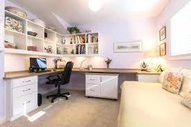 U Shaped Home Office Desk Office Design Small Home Office Desk Ideas Diy Desks You Can