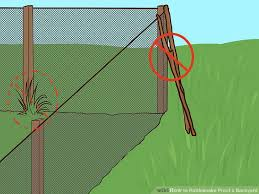 How To Find Snakes In Your Backyard How To Rattlesnake Proof A Backyard 10 Steps With Pictures
