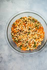 israeli couscous salad with chickpeas u2022 salt u0026 lavender