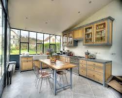 cuisine bois acier visiter linterieur de la maison blanche cuisine bois acier meubles