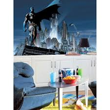 batman wall mural room decals bedroom rug ideas lego stickers