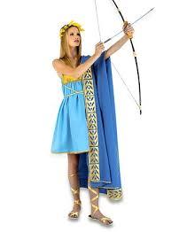 Halloween Costumes Goddess Coolest Artemis Greek Goddess Costume Artemis Greek Goddess