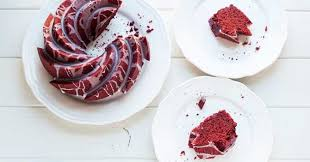 red velvet bundt cake what eva bakes