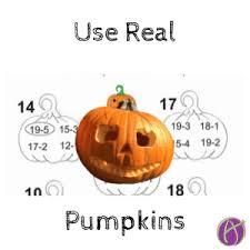 use real pumpkins in your lesson teacher tech