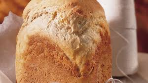 Bread Machine Pizza Dough With All Purpose Flour Bread Machine Crusty Sourdough Bread Recipe Bettycrocker Com