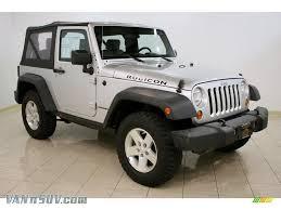 silver jeep rubicon 2007 jeep wrangler rubicon 4x4 in bright silver metallic 149329