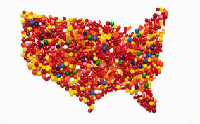 halloween candy deals america u0027s favorite halloween candy according to each state