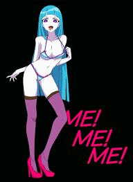 Me Me Me Me - me me me poster by atomikmamiko on deviantart