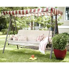 Garden Treasures Canopy Replacement by Porch Mesmerizing Garden Treasures Porch Swing Inspirations