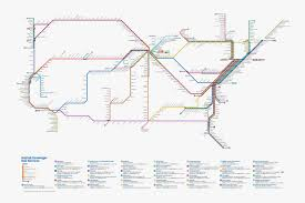 New York Submay Map by Amtrak U0027s Massive Network Looks Way Better As A Subway Map Wired