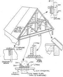 bracing deck roof google search details pinterest gambrel