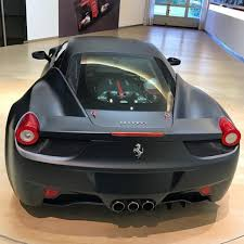 ferrari jeep ferrari may have built a 458 italia with a laferrari v 12