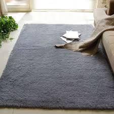 aliexpress com buy 80x120cm long fluffy anti skid floor mat shag