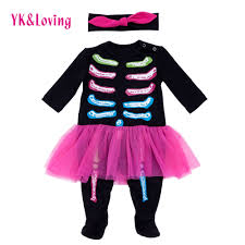 Baby Skeleton Halloween Costume by Online Buy Wholesale Baby Skeletons From China Baby Skeletons