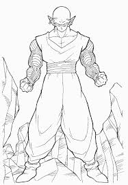 dbz coloring pages coloring pages to print