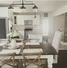 rustic farmhouse kitchen ideas kitchen looking white rustic kitchen table tables ideas