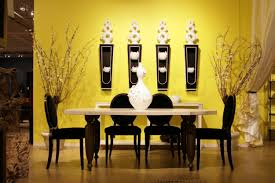 dining room extraordinary big wall decor contemporary dining