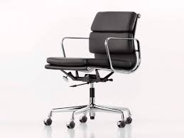 Office Chair Leather Design Ideas Vitra Eames Office Chair Home Interior Furniture