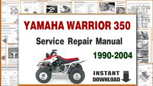 2001 yamaha warrior 350 wiring diagram floralfrocks