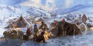 the real history of thanksgiving history of the saints handcart rescue for thanksgiving 2014