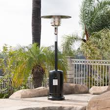 propane outdoor patio heaters new 48 000 btu outdoor patio heater propane standing lp gas csa
