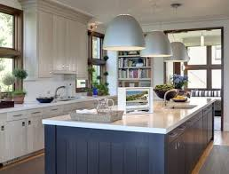 kitchen remodeling island ny best 25 blue kitchen island ideas on painted island