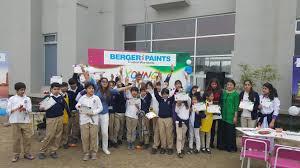 berger paints young artist contest u2013 theme retro lahore 2017