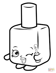 shopkins lippy lips coloring pages nice coloring pages for kids