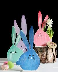Outdoor Easter Bunny Decorations by 420 Best Outdoor Decoration Images On Pinterest Gardening Home