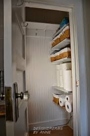 designdreams by anne organizing and beautifying the broom closet