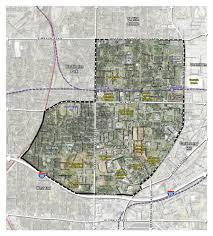 Atlanta Georgia Zip Code Map by University Choice Neighborhood Choice Neighborhood Atlanta Ga