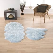 Duck Rugs Duck Egg Blue Sheepskin Rugs Pelts Made In Singles U0026 Doubles