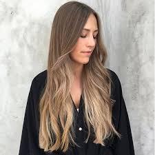 Frisuren Lange Haare Mit Farbe by Haare Färben Die 50 Besten Ideen Instagram Bild Der Frau