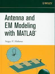 antenna em modeling matlab