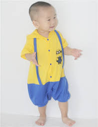 minions costume for toddlers online get cheap minions clothes for boys aliexpress com