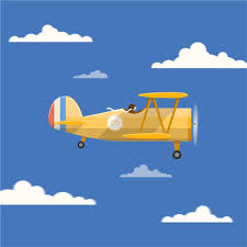 A Place Gif 30 Amazing Animated Airplane Flying Gifs At Best Animations