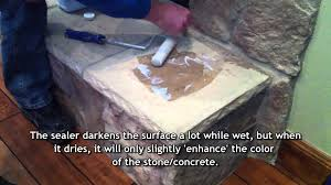 fda approved concrete and stone tile sealer youtube