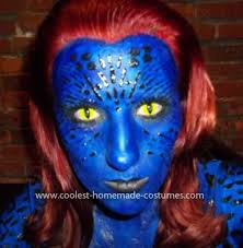 Mystique Halloween Costume 52 Xmen Costumes Images Homemade Costumes
