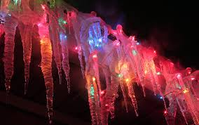 Rhema Christmas Lights Ice Covered Christmas Lights With Images Tweets