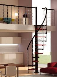 fancy compact spiral staircase 70 with additional minimalist